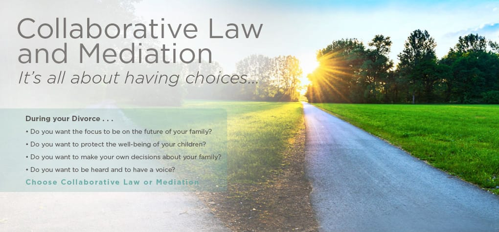 Collaborative Law and Mediation